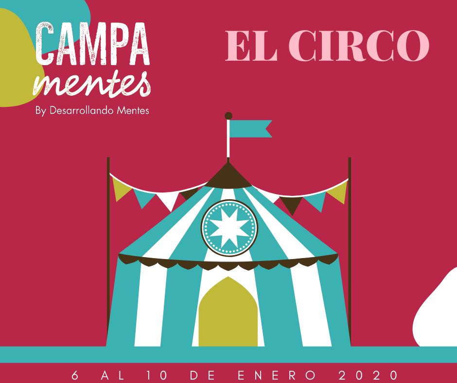 El circo tienda